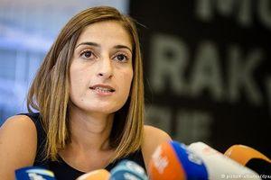 Mesale Tolu, nữ nhà báo Đức bị Thổ Nhĩ Kỳ bắt giữ đã trở về nước