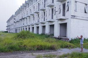 Hải Phòng: Xót xa cảnh dự án nhà ở cho cán bộ công nhân viên PV Tex bị bỏ hoang