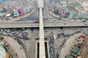 Hà Nội: Chất lượng không khí các điểm giao thông đang xấu đi trong ngày đầu tuần