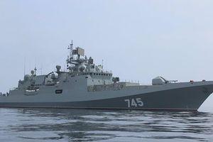 Đoán Mỹ có thể tấn công Syria, Nga đưa 17 tàu chiến tới