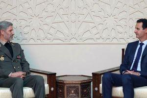 Bộ trưởng Quốc phòng Iran sang Syria gặp ông Assad