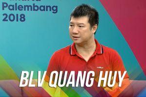 BLV Quang Huy: Hy vọng Việt Nam có đòn độc vào cuối trận