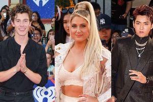 Ngô Diệc Phàm, Shawn Mendes và dàn sao nữ mặc gợi cảm trên thảm đỏ