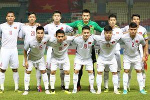 Đội hình U23 Việt Nam ra sân gặp U23 Syria: Không Công Phượng, Xuân Trường?