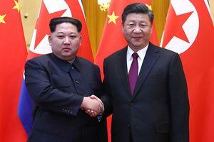 Quan chức hàng đầu Trung Quốc có thể sắp thăm Triều Tiên