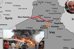Rời Syria, Iran làm mưa làm gió ở Iraq