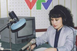 BTV thời sự có giọng đọc huyền thoại tiết lộ thời trang lên sóng VTV ít ai biết