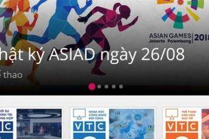 Tại sao nhiều màn thi đấu của VN tại ASIAD 18 vắng bóng trên sóng VTC3?