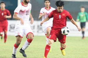 Kết quả Olympic Việt Nam vs Olympic Syria (1-0): Việt Nam viết tiếp cổ tích