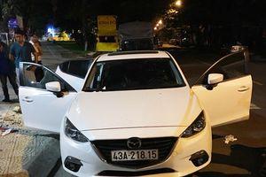 Bắt kẻ đập phá hàng loạt ôtô, cướp tài sản tài xế chạy Grab ở Đà Nẵng