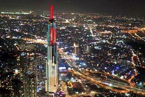 Ngắm những tòa cao ốc Việt Nam lung linh khi đêm xuống