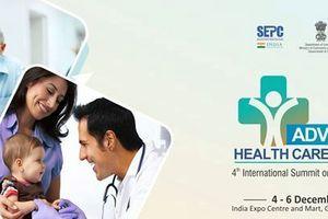 Mời tham gia Hội chợ triển lãm 'Advantage Health Care 2018' tại Ấn Độ