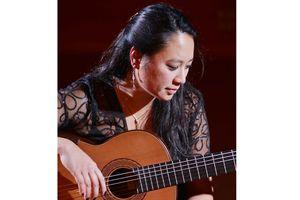 Hòa nhạc với nghệ sĩ guitar Nguyễn Thanh Hằng