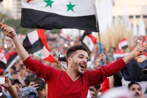 Syria: Nơi trái bóng vẫn lăn giữa chiến trường khốc liệt