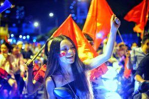 Các chàng trai Olympic Việt Nam ơi, chúng tôi yêu các bạn!