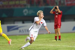 ASIAD 2018: Sự trỗi dậy của bóng đá Đông Nam Á