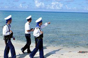 Chiến sĩ Trường Sa ngày đêm canh giữ chủ quyền biển đảo