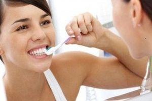 Lười đánh răng và những tác hại khôn lường