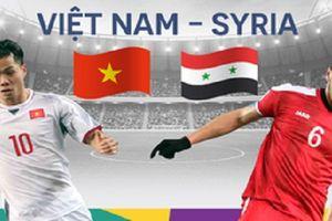 500 cảnh sát bảo vệ trật tự sau trận tứ kết Olympic Việt Nam – Olympic Syria