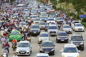 Dự kiến sửa đổi 7 nhóm vấn đề trong Luật Giao thông đường bộ