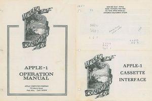 Máy tính cổ Apple 1 được đem đấu giá kỳ vọng đạt 300.000 USD