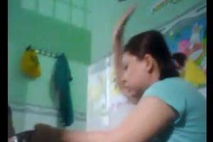 An Giang: Bắt giam bảo mẫu đánh 2 trẻ em