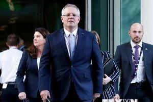 Uy tín liên đảng cầm quyền Australia giảm mạnh vì khủng hoảng lãnh đạo