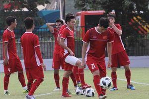 Olympic Việt Nam ra sân đội hình nào khi đối đầu Olympic Syria?