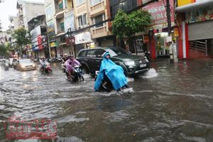 Bắc Bộ, Bắc Trung Bộ có mưa lớn diện rộng trong 3 ngày tới