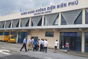 Cảng hàng không Điện Biên được đầu tư như thế nào?
