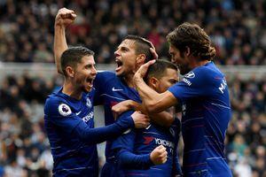 Clip: Chelsea đả bại Newcastle sau màn rượt đuổi tỷ số ngoạn mục