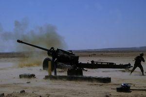 Quân đội Syria đánh phá khốc liệt phe thánh chiến tử thủ Idlib