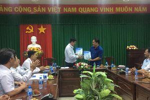 Trung tâm Kinh doanh VNPT Sóc Trăng ký kết hợp tác với UBND huyện Châu Thành