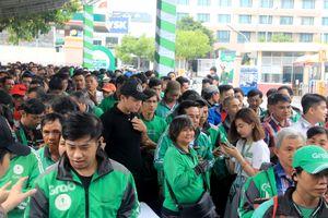 Grab tổ chức 'Ngày tài xế công nghệ Grab' tại Hà Nội