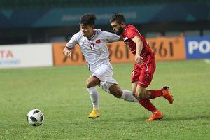{LIVE} U23 Việt Nam - U23 Syria: Việt Nam giành quyền vào Bán kết