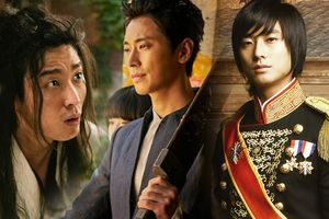 Ju Ji Hoon - Từ Thái tử Shin trong 'Goong' cho đến chàng vệ thần vạn người mê Haewonmark!