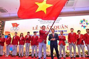 Ngày quyết định của đoàn thể thao Việt Nam và U23 Việt Nam ở ASIAD 18