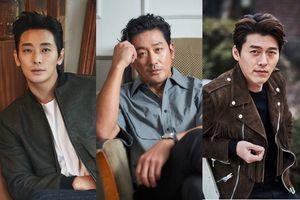 BXH thương hiệu diễn viên tháng 8: Ha Jung Woo và Joo Ji Hoon đứng đầu, Hyun Bin đội sổ