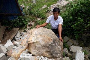Thanh Hóa: Dân 'tố' công ty Long Sơn nổ mìn khai thác đá đe dọa tới tính mạng, tài sản