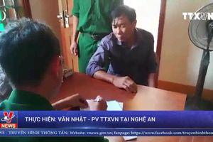 Bắt giữ khối lượng lớn thuốc nổ tại Nghệ An