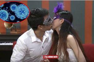 Gameshow 'gặp là hôn' Kiss and date: Dễ dãi và... dễ lây bệnh