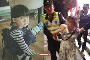 Thủ đoạn mới bắt cóc cháu bé 5 tuổi và cuộc truy lùng đặc biệt của cộng đồng mạng