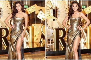Minh Tú catwalk đẹp thần sầu trước thềm Asia's Next Top Model 2018