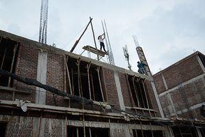 Cần nâng cao An toàn lao động trong xây dựng các công trình nhà ở dân sinh