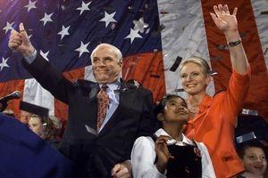 Vợ ông John McCain là người kế nhiệm tiềm năng của chồng tại thượng viện