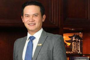 Ông Đặng Hồng Anh được giới thiệu làm Chủ tịch Hội Doanh nhân trẻ Việt Nam khóa VI