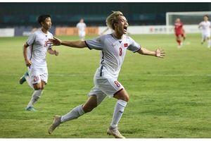 Hạ Olympic Syria, Olympic Việt Nam gặp Olympic Hàn Quốc ở bán kết