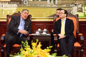 Tăng cường mối quan hệ tốt đẹp giữa Việt Nam và Cộng hòa Dominica