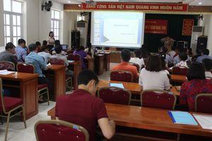 Hà Giang: Tổ chức đào tạo về quản lý bệnh mãn tính cho hơn 50 học viên
