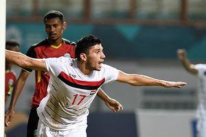 Clip: Nhìn lại sức mạnh của U23 Syria trong trận hòa 0-0 với U23 Việt Nam